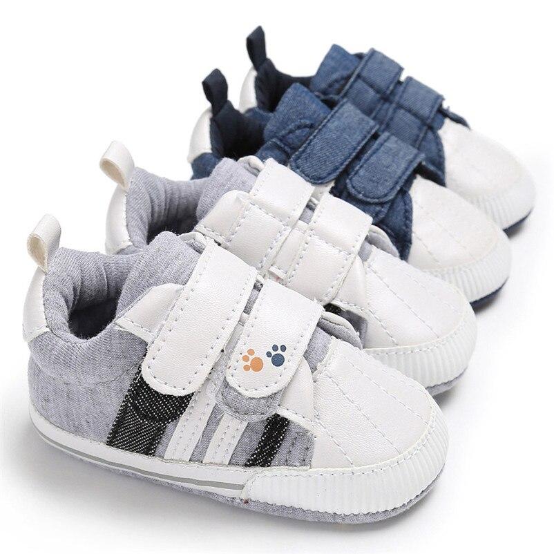 Casual Krippe Schuhe Süße Bequeme Schuhe Für Baby Nette Schuhe Hohe Qualität Mini Schuhe Zapatillas Deportivas Bebe 4st25