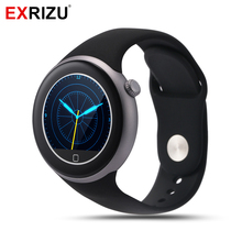 Получить скидку EXRIZU C1 Sport Smart Watch IP67 Waterproof Swimming Bluetooth Round Screen Heart Rate Monitor Steps Pedometer for Android iOS