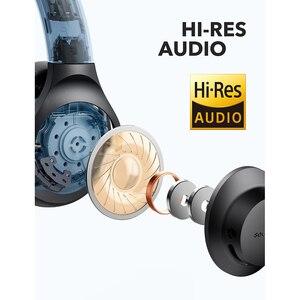 Image 3 - Fone de ouvido sem fios anker soundcore life 2, headset com bluetooth e cancelamento de ruídos, alta resolução, 30h de funcionamento, tecnologia de bassup