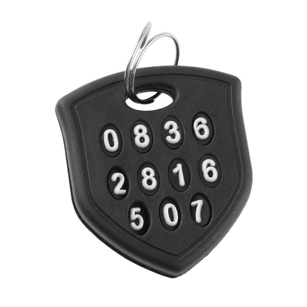 抗ロスト電話ナンバープレートの車のキーホルダーペンダント自動車電話番号カードキーリングキーチェーン車のインテリア
