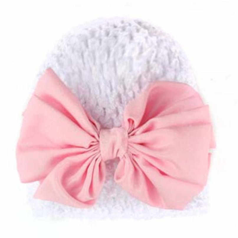 TELOTUNY Hats & Caps Fashion Boys 5 Colors Infant Baby Girl Bowknot Hollow Out Hat Headwear Hat  2017 Hot New drop shipped OB17
