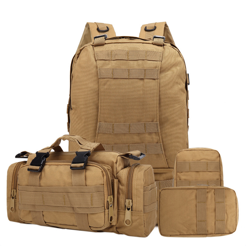 Army Military Tactical Bag Travel Sport Backpack Climbing Men Tactical Backpacks Camping Trekking Rucksack Hiking Outdoor Bags in Climbing Bags from Sports Entertainment