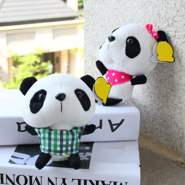 Cute Plush Toy Plush Panda Toy Birthday Gift For Kids Present For