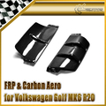 EPR Car Styling For Volkswagen VW Golf MK6 R20 Carbon Fiber Rear Diffuser Add On Car Accessories In Stock