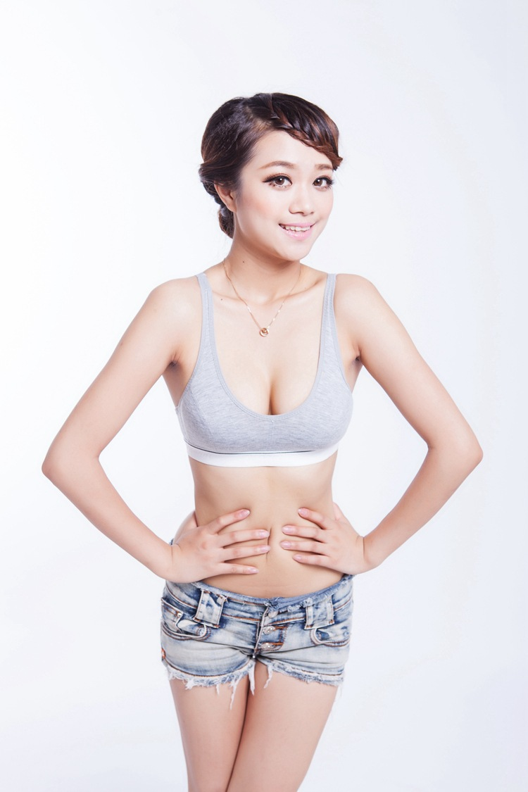 Women Push Up Comfortable Sports Bra