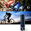 Multifunctional Mini Flashlight Waterproof Speaker & Bicycle/Bike Light & Sport Speakers & MP3 Player & FM Radio + Bike Holder