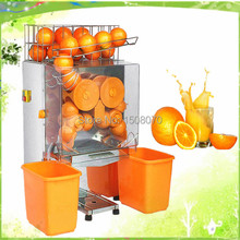 free shipping citrus juicer  orange squeezer commercial automatic electric orange juicer machine