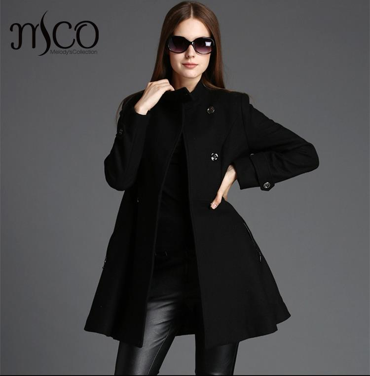 Online Get Cheap Classic Black Coat -Aliexpress.com | Alibaba Group