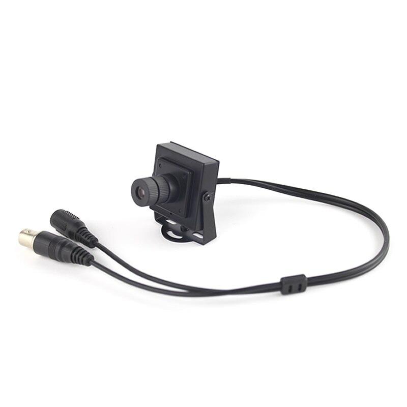 MiniTVTV kamera 900TVL minijaturna, 25 mm, objektiv velike - Sigurnost i zaštita - Foto 5