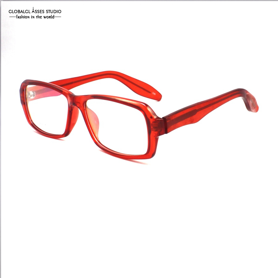 Liberal Neue Hohes Quanlity Voll Rahmen Brillen Großen Platz Acetat Optische Rahmen Jg121102-c05 Damenbrillen