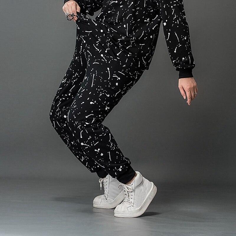 Männer mode jogginghose hipster Camouflage große größe große 6XL 7XL Stretch hosen frühling sommer herren streetwear sportwear hosen