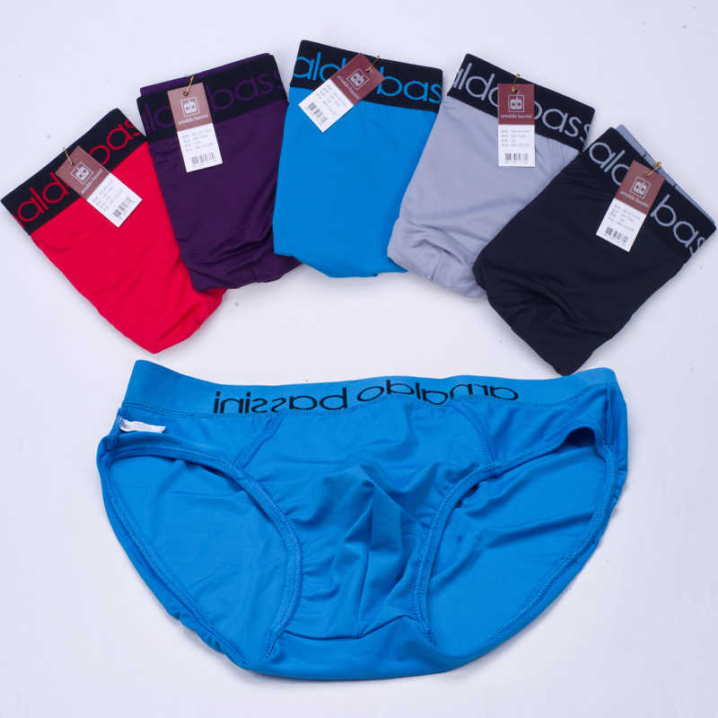 e83e7f3267012e ... new sexy gay Mens Underwear Slip Panties Breathable high Quality Sweat  Comfortable Male Underpant Briefs arnaldo