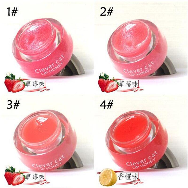 New Brand Super Light Water Embellish Overflow Lip Jelly Lip Gloss Lip Honey Moisturizing Fade Lip Lines Make Up  GZJ02408 3concept eyes 4 pen style moisturizing lipstick lip gloss pink