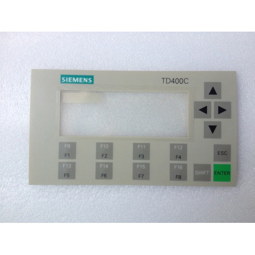 6AV6640-0AA00-0AX0 6AV6 640-0AA00-0AX0 Membrane Keypad For SIMATIC TD400C Repair, HAVE IN STOCK membrane keypad for 6av3627 1lk00 0ax0 op27