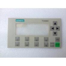 6AV6640 0AA00 0AX0 6AV6 640 0AA00 0AX0 Membrane Keypad For SIMATIC TD400C Repair HAVE IN STOCK