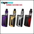 Original smok kit gx350 eelctronic cigarro 350 w caixa mod com smok tanque tfv8 tc enorme vape e cig kit