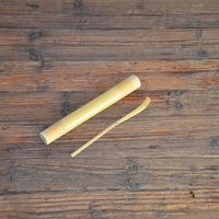 bamboo scoop, bamboo spoon, matcha teaspoons,spoon scoop set