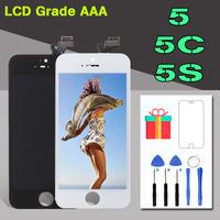 Grade AAA Quality LCD Screen For IPhone 5 5S 5C LCD Touch Screen For Iphone 5s