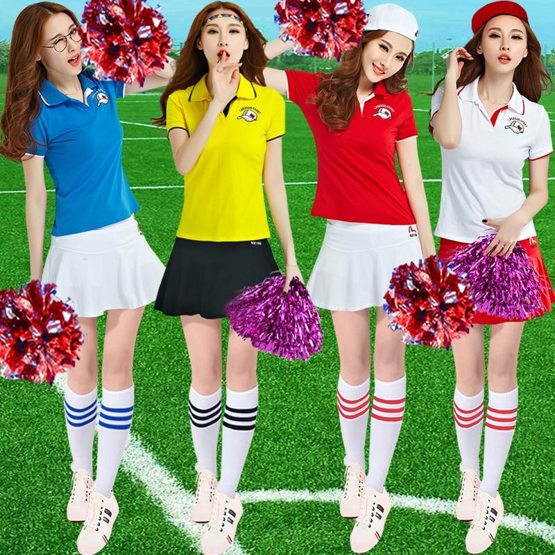 1pcs Cheerleading Pom Poms Aerobics Show Dance Hand Flowers Cheerleader Pompoms For Football Basketball Match Pompon