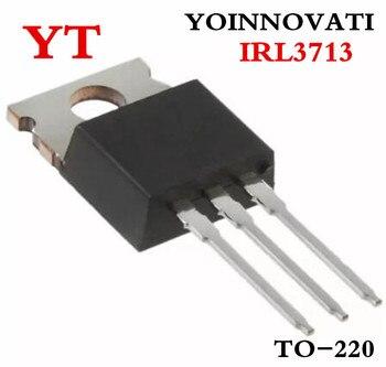 Envío gratis 10 unids/lote IRL3713PBF IRL3713 de mejor calidad