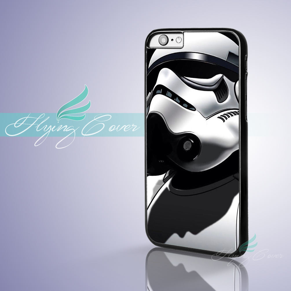 Coque Star Wars Stormtrooper Capa Phone Cases for iPhone X 8 8Plus 7 6 6S 7 Plus SE 5S 5C 5 4S 4 Case for iPod Touch 6 5 Cover.
