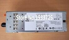 100% Working Desktop For R710 T610 YFG1C 7NVX8 A870P-00 N870P-S0 870W Server Power Supply Full Test