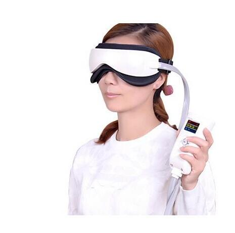 Healthsweet Eye Massager Magnetic Therapy Massage Electric Vibration Air Pressure Infrared Heater  Fatigue Prevention of Myopia portable eye relaxation massage eye care prevent myopia massager machine magnetic therapy vibration alleviate fatigue