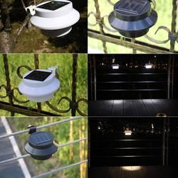 Солнечные лампы Пейзаж садовые фонари Настенные светильники наружного освещения раковина освещение Управление Сенсор огни