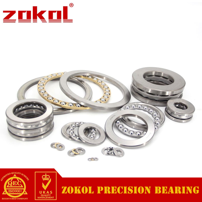 ZOKOL bearing 51230 Thrust Ball Bearing  8230 150*215*50mm zokol bearing 51130 thrust ball bearing 8130 150 190 31mm