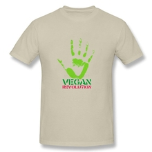 Awesome Vegan Revolution men's t-shirt