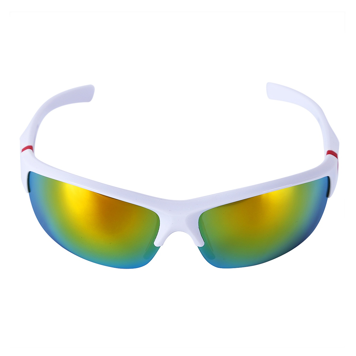 Unisex Men and Women Fashionable Sports Sunglasses with Super Lightweight Frame Strong UV Protection Outdoor Sports Equipment(China)