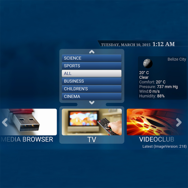 Image 5 - iptv subscription hd europe arabic internet usa canada italy french spain channels android america live best code iptv smart m3u-in Set-top Boxes from Consumer Electronics