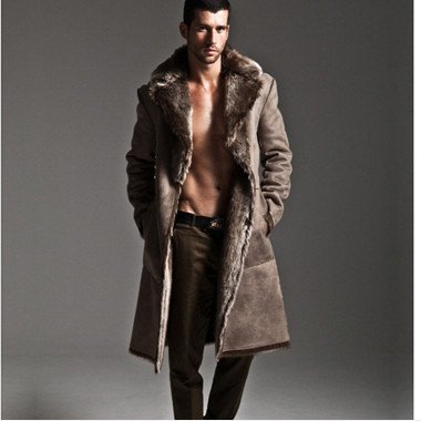 Popular Faux Fur Coats for Men-Buy Cheap Faux Fur Coats for Men ...