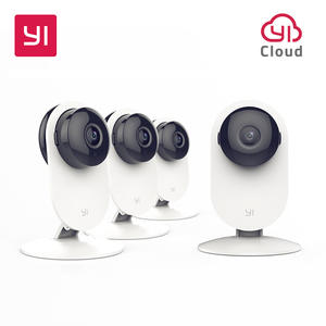 4pc Camera Wireless IP Security Surveillance for Home YI