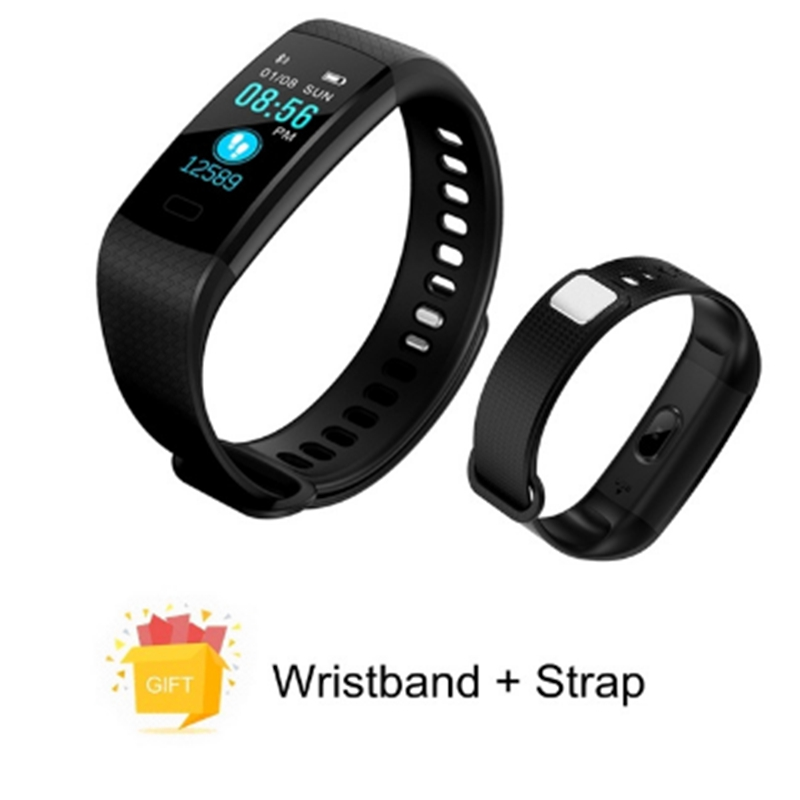 Goral Y5 Color Screen Wristband Watch Smart Electronics
