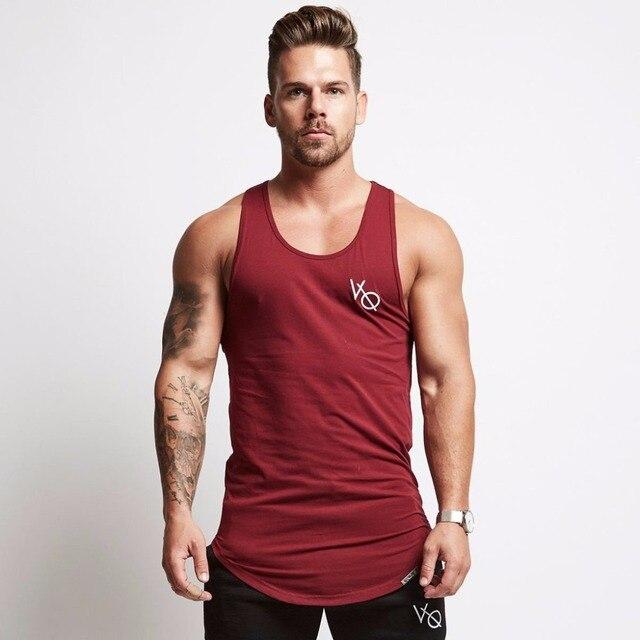 745403e8699c07 Golds gyms clothing Brand singlet canotte bodybuilding stringer tank top  men fitness muscle guys sleeveless vest