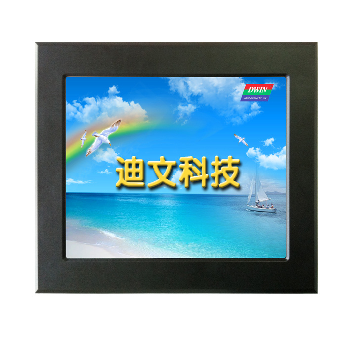 DMT10768T097_18WT 9.7 inch Diwen industrial serial screen touch screen HMI human-machine interface pws5610s s 5 7 inch hitech hmi touch screen panel pws5610s s human machine interface new in box fast shipping
