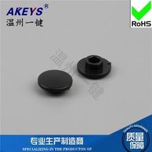 20PCS A29 Hat light touch switch diameter 6/8/10 key cap 6 * 6 gray inner diameter / 3.2 / 3.4 MM