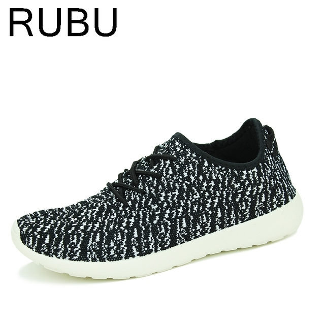 0eeb31ba6e9 2017 Male Shoes Sport Tenis Men Shoes High quality Men Casual Shoes Mens  Trainers Cheap Fly Weave Luxury Brand Flat shoes  03