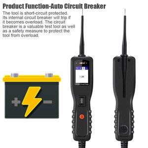 Image 3 - Ancel powerscan 12v自動車回路テスター電気システム診断ツールスーパー電源プローブ車ac dc電圧テスターPB100