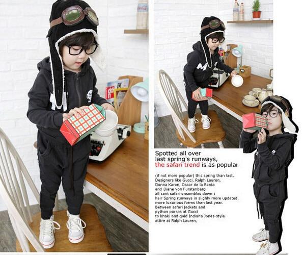 Winter Ear Protector Knitted Hats For Boy/girl/kits Hats,infants Caps Beanine Chilldren-Dot Turtleneck 5pcs/lots  MC23