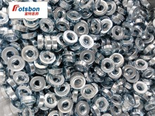 3000pcs S-M6-0S-M6-1S-M6-2 Self-clinching Nuts Zinc Plated Carbon Steel Press In Nuts PEM Standard Factory Wholesales