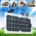 33 см Полу-Гибкие солнечные 18 В 5.5 Вт & usb Монокристаллического Кремния Ячейки Фотоэлектрических Панелей 31.5x16.5 х 0.15 см Бесплатная Доставка