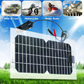 33cm Semi-Flexible solar 18v 5.5w & usb Monocrystalline Silicon Cell Photovoltaic Panels 31.5x16.5x0.15cm Free Shipping