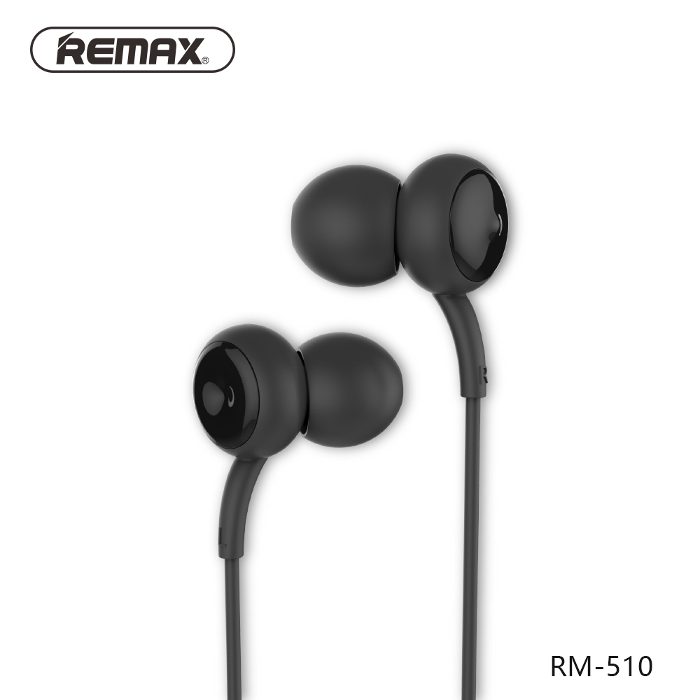 Remax Earphone with Microphone Music Earphone Support Smart mobile phone High Performance Stereo Headset remax metal headphones base driven high performance stereo earphone with microphone and in line control rm 305m