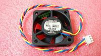 Genuine 4010 DC5V 120mA 40*40*10MM HDF4012L 05LB 01A 3 wire switch fan