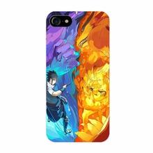 Sasuke Naruto Soft Silicone Cover Case