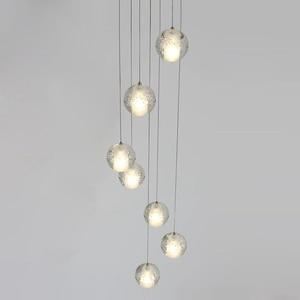 Image 5 - Moderna G4 LED Pandant Lights lampade Multiple per scale infissi moda soggiorno camera da letto Decora ristorante sala da pranzo illuminazione della cucina