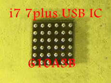50pcs lot 610A3B 610A3 36pins USB charger charging ic for iphone 7 7 plus 7P