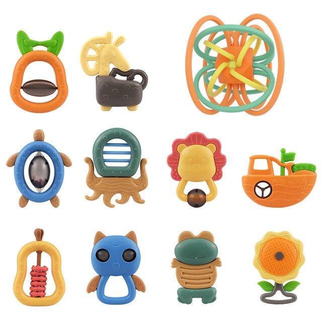 Tumama-4-11pcs-Baby-Rattles-Toys-Animal-Teether-Music-Hand-Shake-Bed-Bell-Newborns-Plastic-Animal.jpg_640x640 (1)